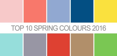 Spring Colours 2016